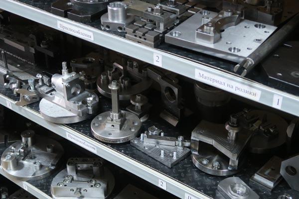 Приспособления для производства корпусных деталей